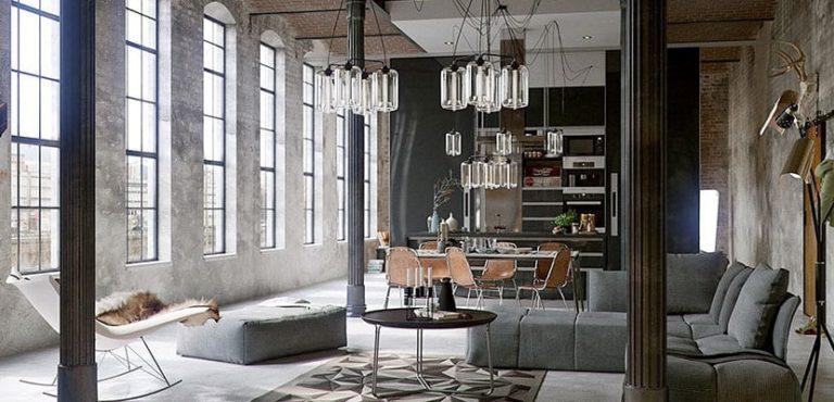 Faire du neuf avec l'ancien, la mode du meuble industriel